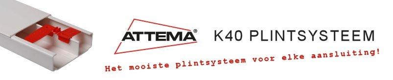 attema plintgootsysteem k40